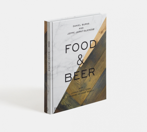 FOOD & BEER book from PHAIDON