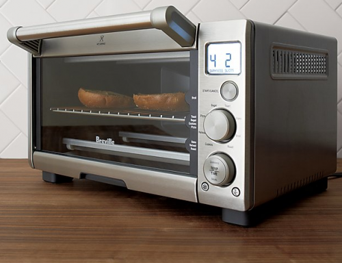 BREVILLE Compact Smart Oven is a must