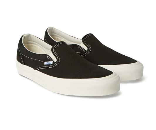 VANS OG Classic LX Slip-On Sneakers