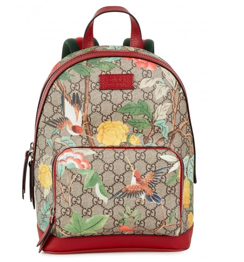 GUCCI Tian GG Supreme backpack