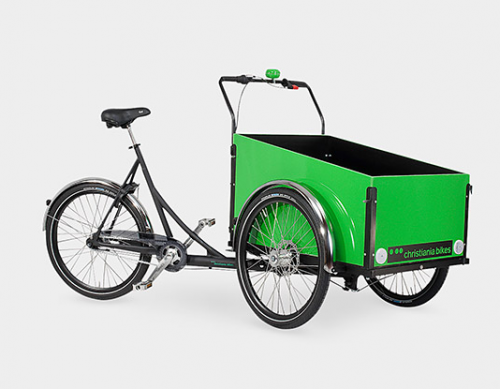 CHRISTIANIA Cargo Bike is what you need