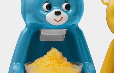 Bear Ice Shaver for the cool down