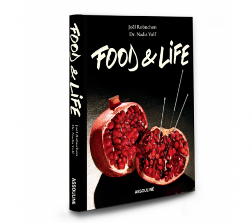 FOOD & LIFE luxury coffee table book from ASSOULINE