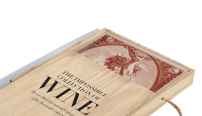 The Impossible Collection Of Wine book from ASSOLINE