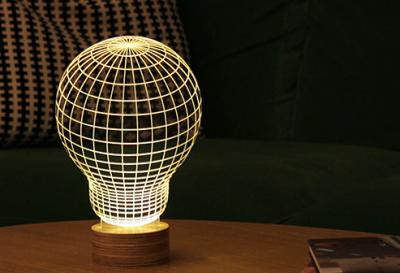 Nir Chehanowski BULBING LAMP