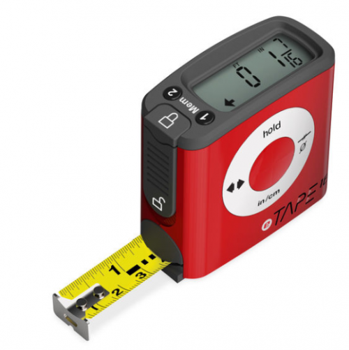 Cool Digital Tape Measure
