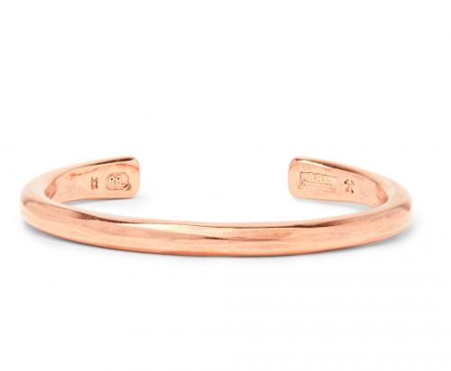 RRL Hammered Copper Cuff