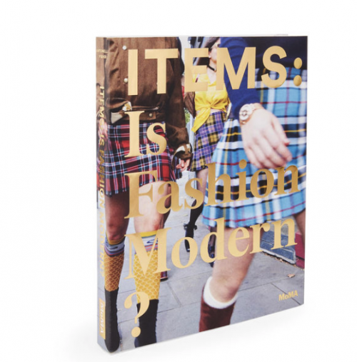 Items: Is Fashion Modern?  coffeetable book