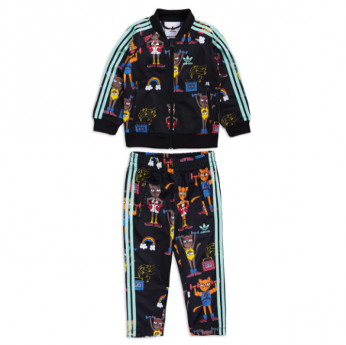 MINI RODINI X ADIDAS - Infant ADIDAS Originals by Mini Rodini Track Suit