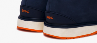 BARRY Chukka from SWIMS footwear brings together tech and style