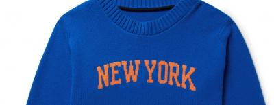 THE ELDER STATESMAN & NBA Intarsia Cashmere Sweaters