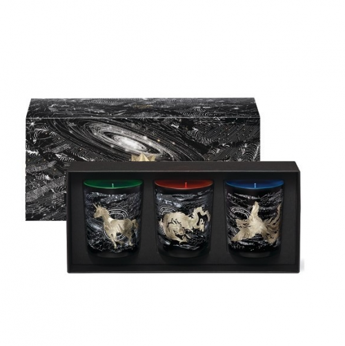 DIPTYQUE LIMITED EDITION: Set of 3 Holiday candles