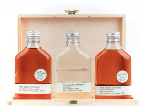 MOUTH & KINGS COUNTY Exclusive Whiskey Set