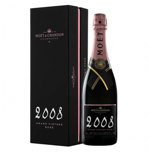 Moët & Chandon Grand Vintage 2008 Champagne perfect for tonights NYE