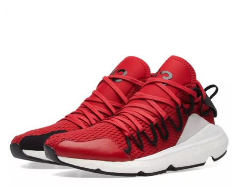 Y-3 KUSARI CHILLI PEPPER SNEAKERS