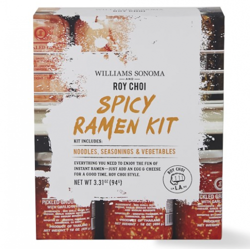 WILLIAMS SONOMA X ROY CHOI Spicy Ramen Kit