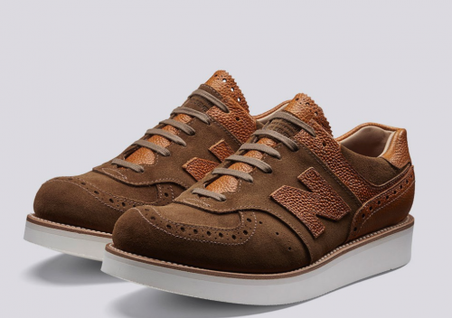 GRENSON X NEW BALANCE M576 collaboration is amazing!