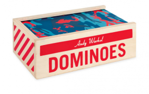 Andy Warhol Dominoes