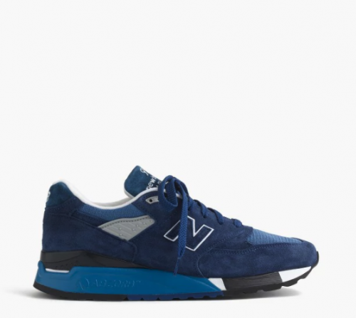 New Balance 998 for J.CREW and the National Parks