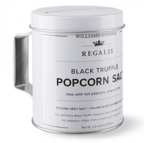 REGALIS Black Truffle Popcorn Salt