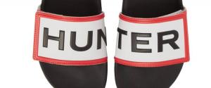 HUNTER Women's Original Adjustable Slides
