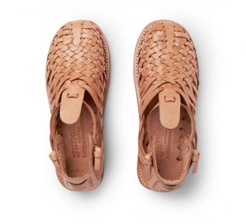 YUKETEN Crus Woven Sandals