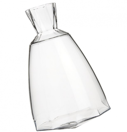 Super cool design Roundabout decanter