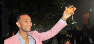 John Legend launches LVE in BAXTER OF CALIFORNIA