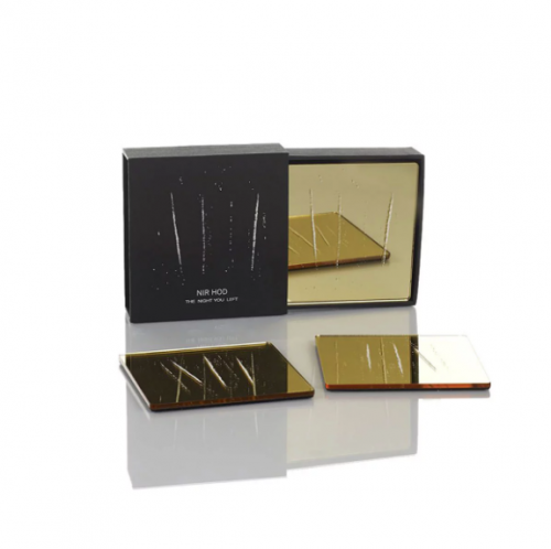 THE PROSPECT NY - The Night You Left Coasters by Nir Hod