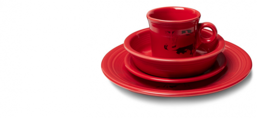 EXCLUSIVE Calvin Klein Home + Andy Warhol Foundation + Hopper Printed Dinnerware Set