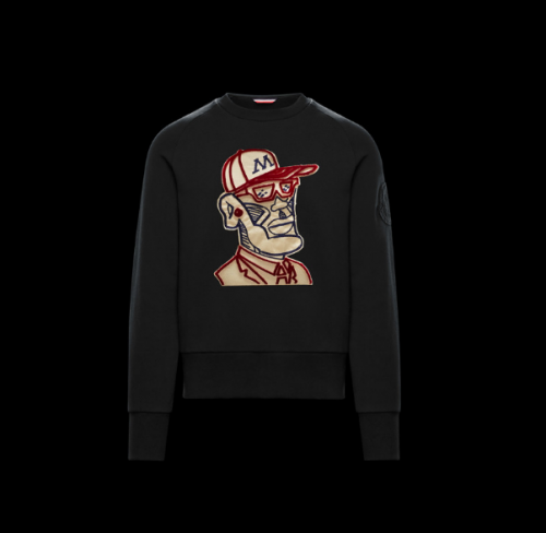 MONCLER genius project sweatshirt
