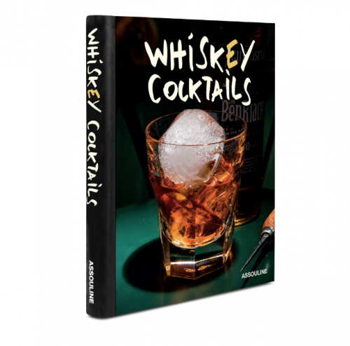 Whiskey Cocktails CoffeeTable book from ASSOULINE