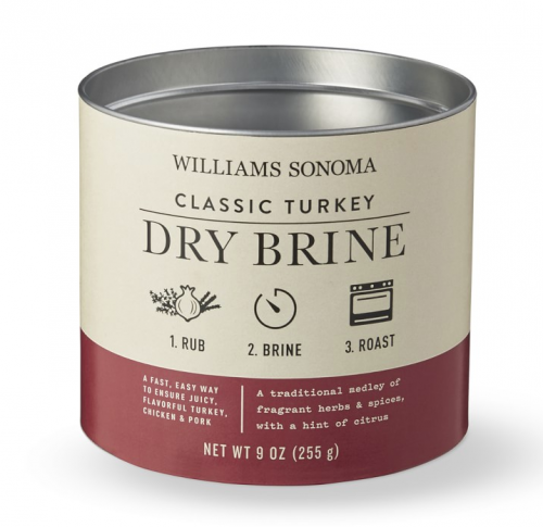WILLIAMS SONOMA Classic Quick Dry Brine