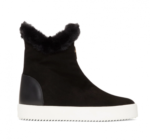 Exclusive GIUSEPPE ZANOTTI for SSENSE Black May London Sneakers
