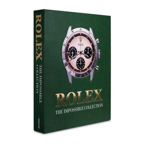 ROLEX: The Impossible Collection Coffeetable Book