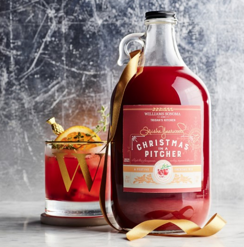 WILLIAMS SONOMA Trisha Yearwood's Christmas in a Pitcher