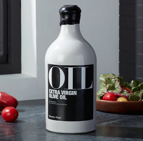 Extra Virgin Olive Oil a Crate and Barrel Exclusive
