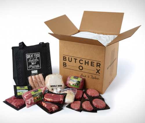 BUTCHERS BOX fine meat delivery