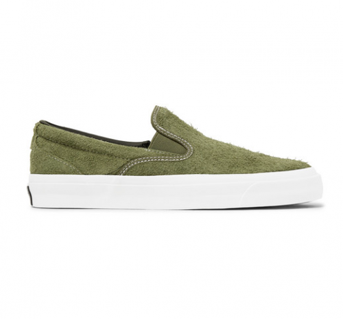 CONVERSE One Star Cult Classic Suede Slip On Kicks