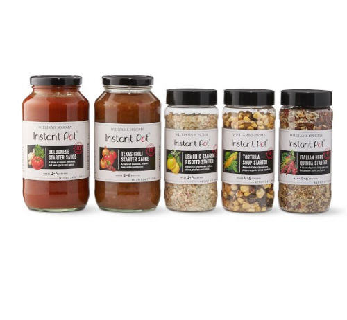 WILIAMS SONOMA Instant Pot Ultimate Starter Sauce Set