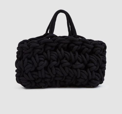 ALIENINA Woven Tote Bag