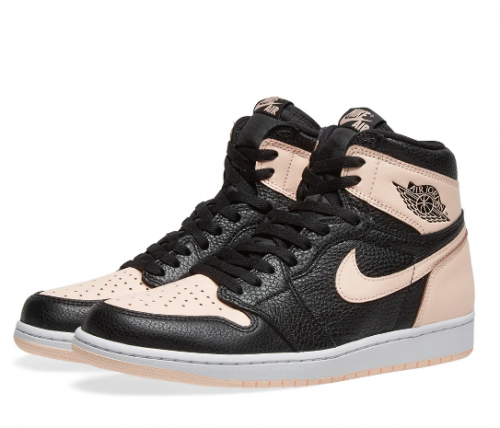 NIKE Air Jordan One High in Crimson Tint