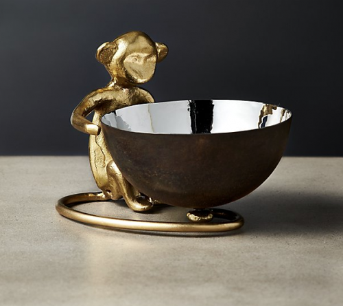 GARY THE MONKEY BOWL from CB2
